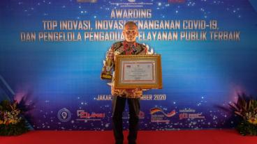 Pemkot Surakarta Raih Penghargaan Pengelolaan Pengaduan Publik 2020
